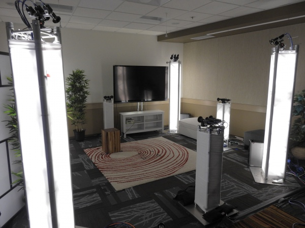 Microsoft представила технологию голографической телепортации (видео)