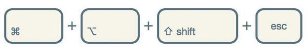 """как называются его кнопки для """"Маков"""", показываем"""