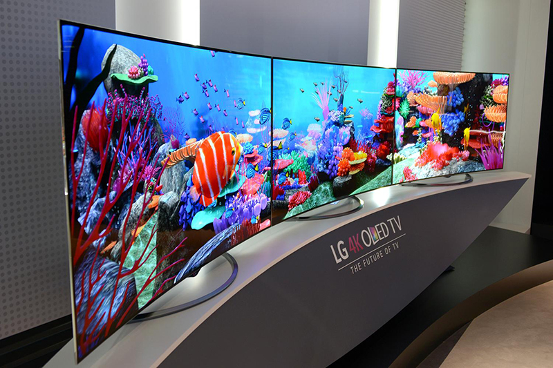 Важные преимущества OLED-телевизора: