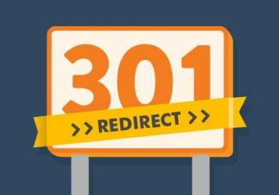 Правильно редирект 301 htaccess