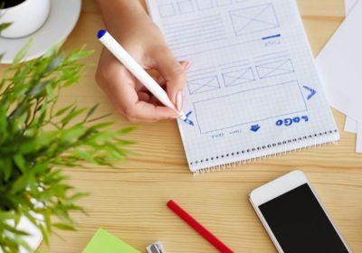 Дизайн студия сайтов Sitepark