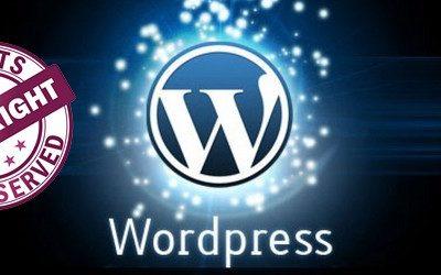7 способов защитить сайт WordPress от копирования