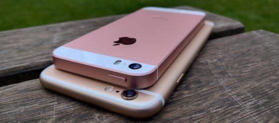 Основные преимущества мобильного телефона iPhone Se