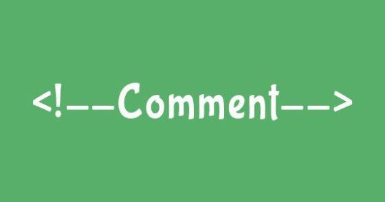 Шпаргалка как правильно закомментировать код в HTML, XML, CSS, PHP, JavaScript