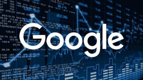 Google в поиске запускает новый раздел «Финансы»