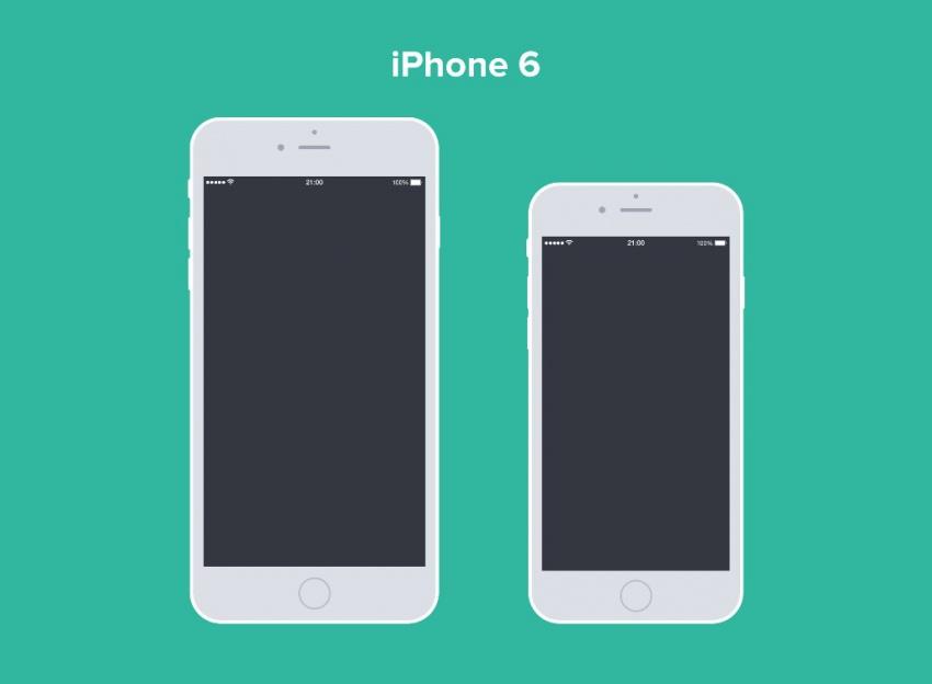 iPhone медиа запросы