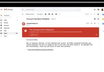 Почта Gmail получила искусственный интеллект
