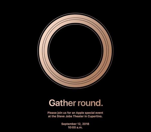 iPhone XS: Онлайн-трансляция презентации Apple