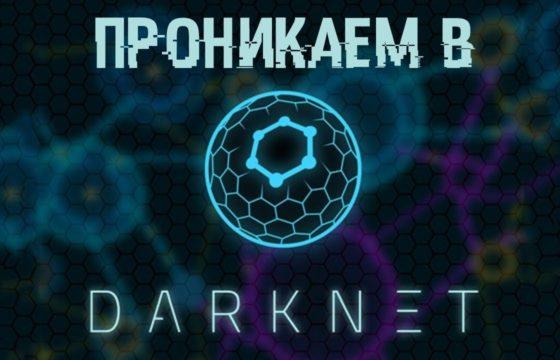 DarkNet или обратная сторона Сети