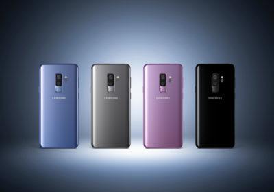 5 особенностей Galaxy S9