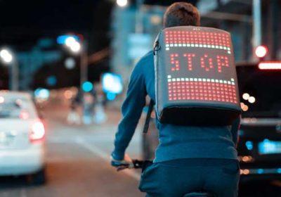 Анимированный рюкзак от украинской команды Pix собрал на Kickstarter $150 000