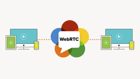 Технология WebRTC - позволяет позвонить прямо с сайта без приложений