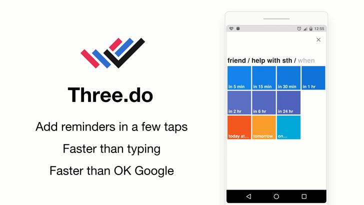 Как заработать $1000 на Android-приложении за две недели — кейс украинского таск-менеджера Three.do