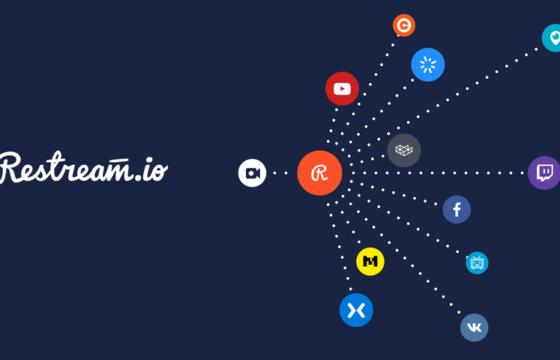 Украинский стартап Restream объявил о достижении отметки в 1 млн стримеров