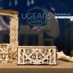Украинская компания Ugears собрала на Kickstarter $275 000