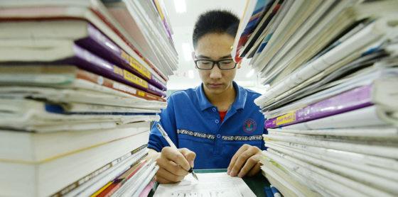 Китайский стартап по решению домашних заданий поднял $300 млн. Его оценили в$3 млрд