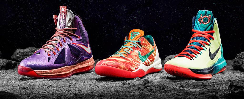 Особенности баскетбольных кроссовок