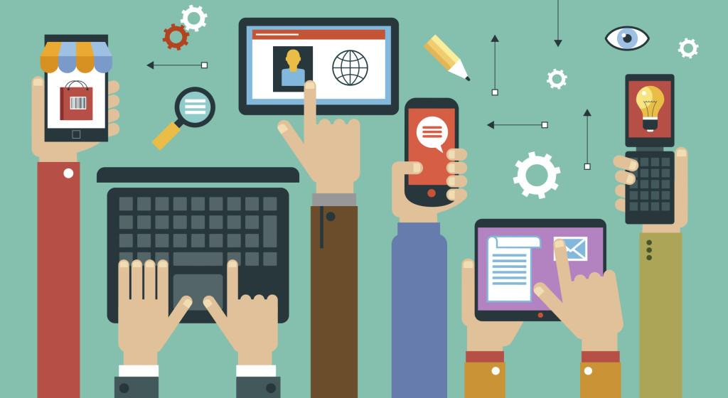 Разработка мобильных приложений под любую тематику для увеличения продаж