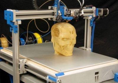 Украинский стартап Kwambio представил проект по печати человеческих костей ADAM