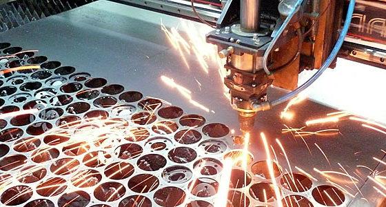 Современные технологии в производстве. Лазерная резка металла