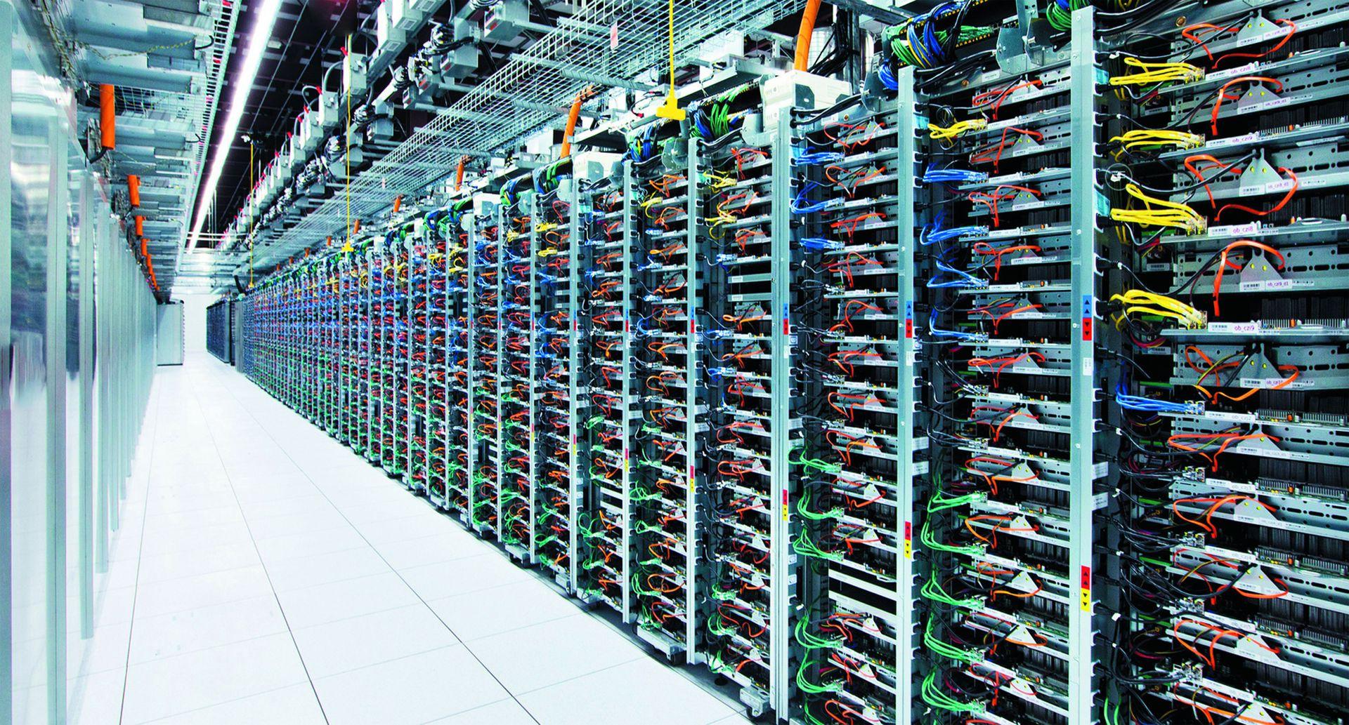 Где разместить сервер (дата-центр)
