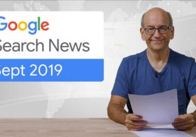 Google опубликовал первый выпуск поисковых новостей