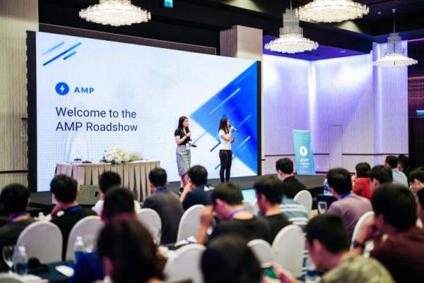 Конференция AMP Roadshow впервые пройдёт в Украине