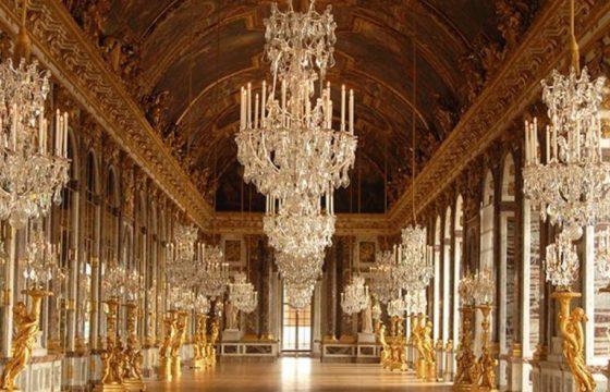 Google разработал виртуальный тур по Версальскому дворцу