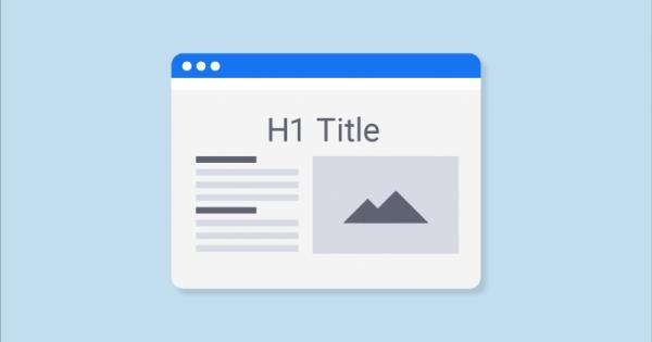 Google: заголовки H1 полезны, но не критичны