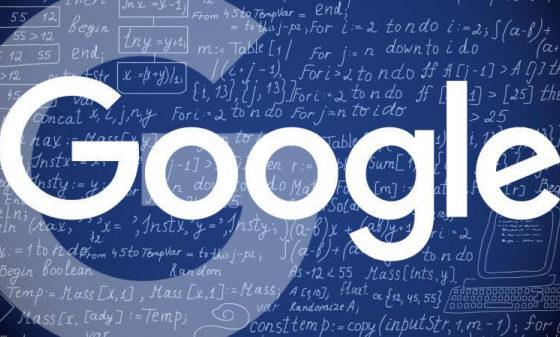 Google: обновления основного алгоритма не связаны с плохими ссылками