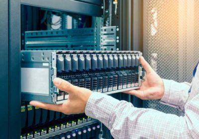Современные системы для хранения данных - СХД