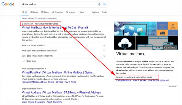 Google отменил дедупликацию URL для правосторонних блоков с ответами
