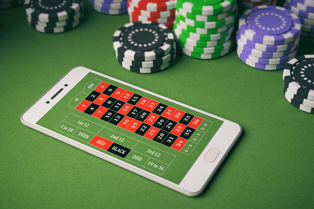 Ассортимент игр в казино