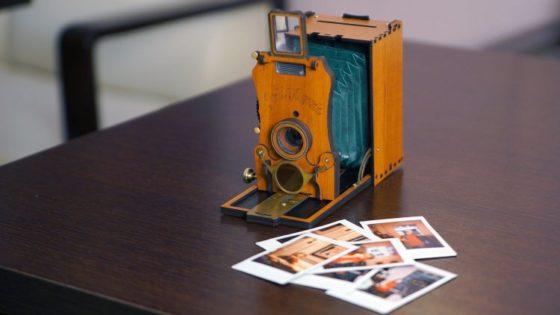 Украинская ретро-камера JollylookAuto собрала $40000 на Kickstarter за сутки