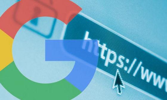 Google не наказывает сайты за ссылки на HTTP-страницы