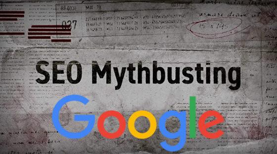 Google: место размещения логотипа не влияет на ранжирование