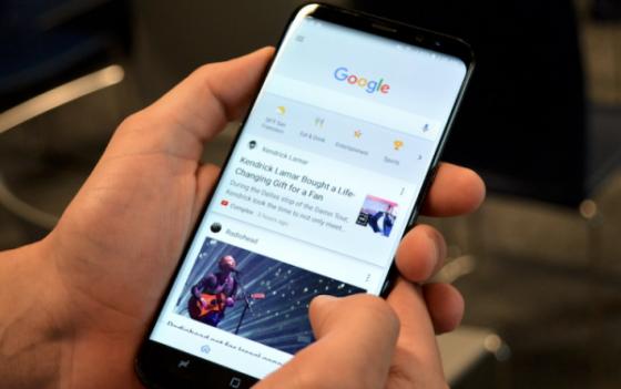 Google решает проблему с показом крупных изображений в ленте Discover
