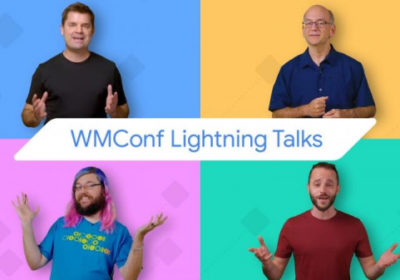 Webmaster Conference Lighting Talks