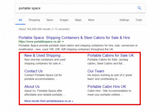 Google: мы редко показываем блок с дополнительными ссылками в SERP