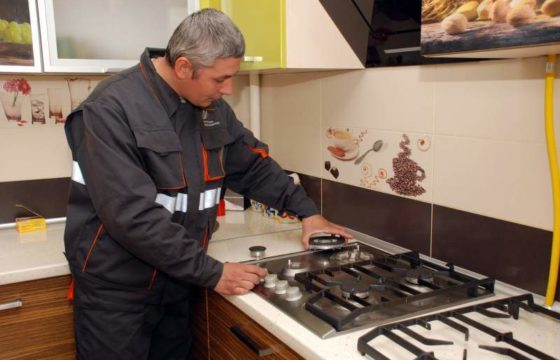 Подключение газовой плиты - топ 3 совета безопасного подключения.