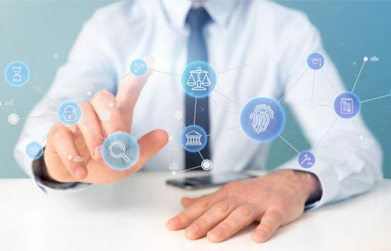 Юридическая помощь в цифровом пространстве