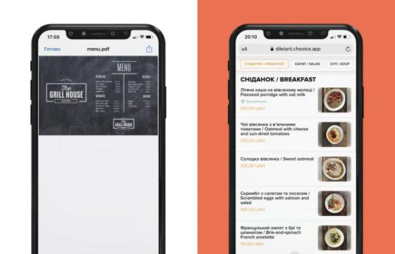 Стартап дня: сервис диджитализации ресторанов и отелей Choice