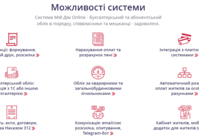 Стартап дня: сервис автоматизации учета жилищно-коммунальных услуг «Мій Дім Online»