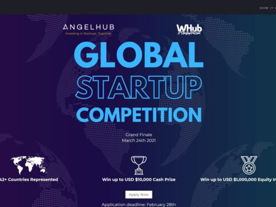 IT Arena начинает отбор стартапов на Startup Competition 2021