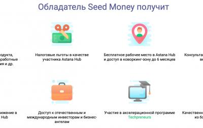 Astana Hub профинансирует украинские IT-стартапы в до $47 000