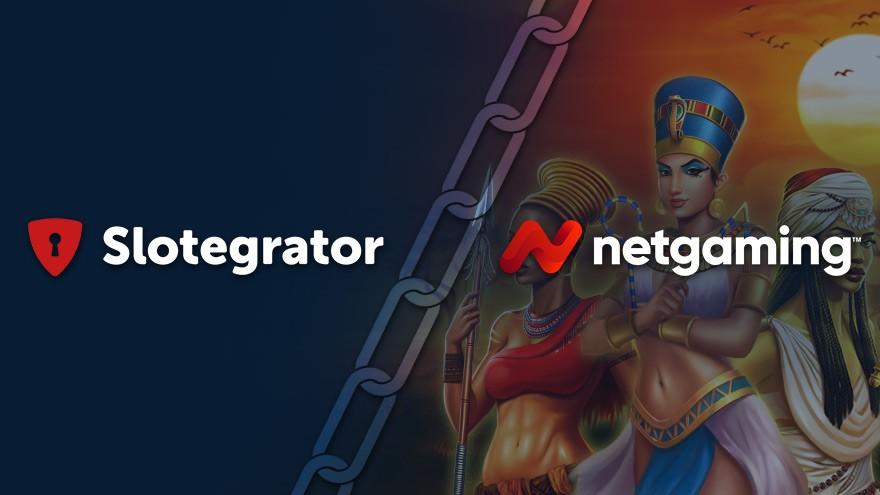 Slotegrator став партнером NetGaming