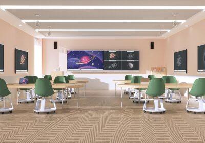Huawei представила интерактивную панель для создания цифровой образовательной среды