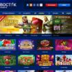 Бонусы и самые популярные игры онлайн-клуба Vostok